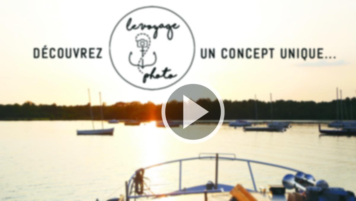 , Juillet 2018 – Teaser vidéo du Voyage photo !
