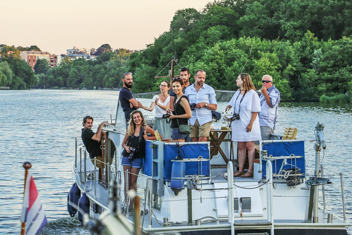 , Printemps 2018 – La naissance du Voyage Photo